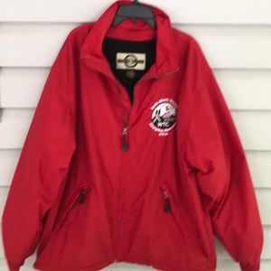 North End Nylon Jacket N. Atlantic Em. Re. 9-11-01